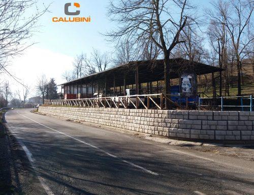 Ammodernamento di un tratto urbano della S.P. 654 della Val Nure